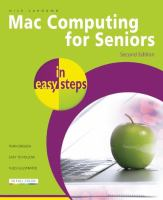Mac Computing for Seniors