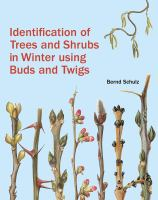 Identification of trees and shrubs in winter using buds and twigs /