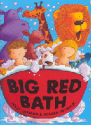 "Book Cover – Big Red Bath"" title=""View this item in the library catalogue"