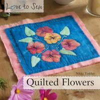 Quilted flowers