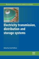Electricity transmission, distribution and storage systems [electronic resource]