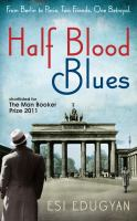 Cover of the book Half-blood blues