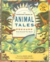 Cover Image of Barefoot book of animal tales