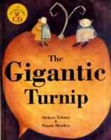 Cover of the book The gigantic turnip