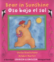 Bear in Sunshine: Oso Bajo El Sol