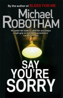 book cover image for Say You're Sorry