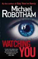 Book Cover Image - Watching You