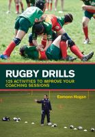 Rugby drills : 125 activities to improve your coaching sessions
