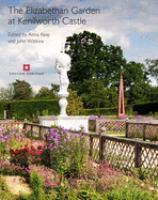 The Elizabethan garden at Kenilworth Castle