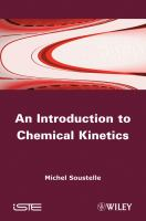 An introduction to chemical kinetics [electronic resource]