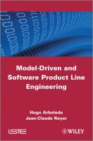 Model-driven and software product line engineering [electronic resource]