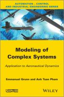 Modeling of complex systems [electronic resource] : application to aeronautical dynamics