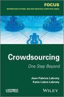 Crowdsourcing [electronic resource]