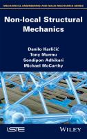 Nonlocal Structural Mechanics [electronic resource]