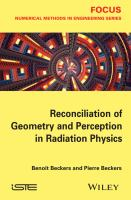 Reconciliation of geometry and perception in radiation physics [electronic resource]