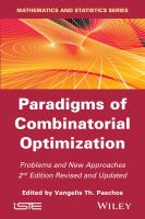 Paradigms of combinatorial optimization [electronic resource] : problems and new approaches