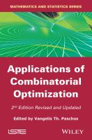 Applications of combinatorial optimization [electronic resource]
