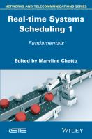 Real-time systems scheduling 2 [electronic resource] : focuses