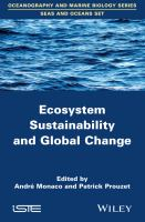 Ecosystem sustainability and global change [electronic resource]