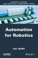 Automation for robotics [electronic resource]