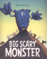 Cover Image of Big Scary Monster