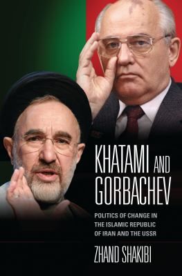 cover of the book Khatami and Gorbachev