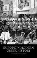 Europe in modern Greek history