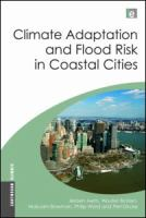 Climate adaptation and flood risk in coastal cities