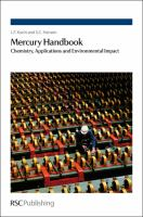 Mercury handbook [electronic resource] : chemistry, applications and environmental impact