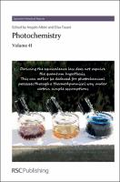 Photochemistry [electronic resource]: Volume 41