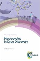 Macrocycles in drug discovery [electronic resource]