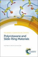 Polytroxane and slide-ring materials [electronic resource]