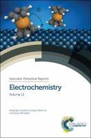 Electrochemistry [electronic resource]: Volume 13