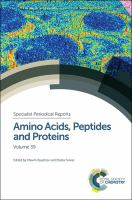 Amino acids, peptides and proteins. Volume 39 [electronic resource]