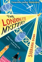 Cover Image of London Eye Mystery