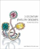 An inspired style : 21st-century jewellery designers