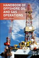 Handbook of offshore oil and gas operations [electronic resource]