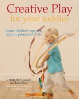 book cover image of Creative Play for your toddler