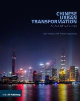 Chinese urban transformation : a tale of six cities /