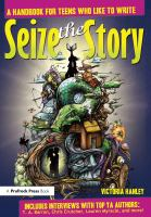 book cover image for Seize the Story