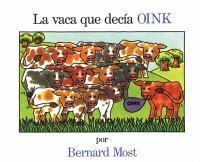 La vaca que decía OINK