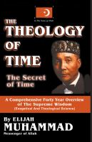 The theology of time : the secret of the time