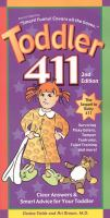 cover of Toddler 411