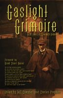 Gaslight grimoire : fantastic tales of Sherlock Holmes
