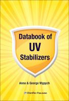 Databook of UV Stabilizers [electronic resource]
