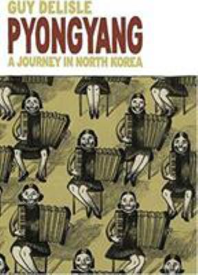 Pyongyang front cover