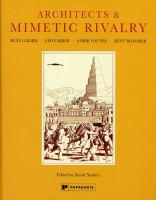 Architects & mimetic rivalry