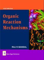 Organic reaction mechanisms [electronic resource]