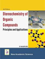 Stereochemistry of organic compounds [electronic resource] : principles and applications