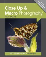 Close-up & macro photography [electronic resource]